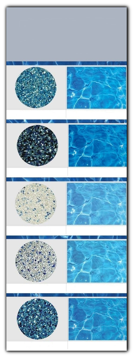 Call Us To View The Entire Beadcrete Product Line Pool