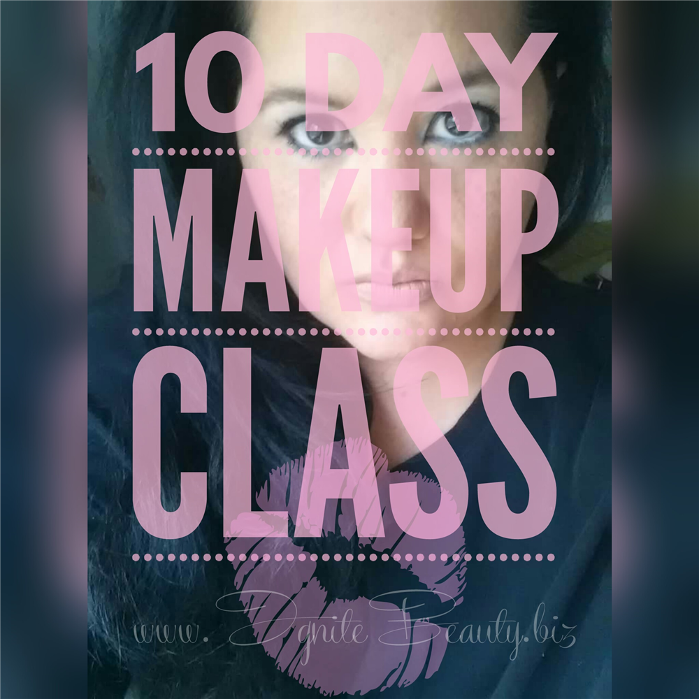 Online makeup Classes host a classes and I'll share tips
