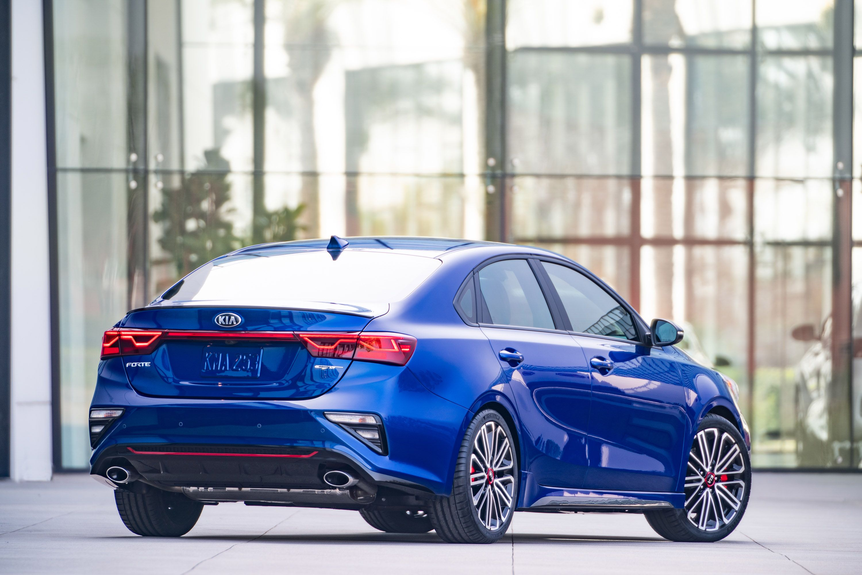 Kia Announces Details About New 2020 Forte Gt Lineup Kia Forte Kia Hatchback