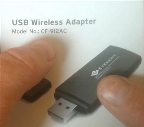 Review Etekcity AC1200 Dual Band USB 3 0 WiFi Dongle   WirelesSHack