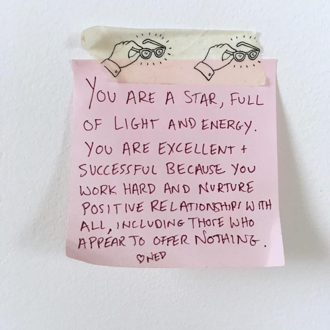 """5,287 Likes, 102 Comments - Candace Reels (@femalecollective) on Instagram: """"I highly suggest leaving post-it notes for y… 