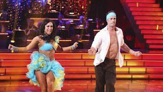 William Levy, DWTS week 3 A night of pura salsa, baby!  Celia isn't he un bárbaro????  LOL  :)