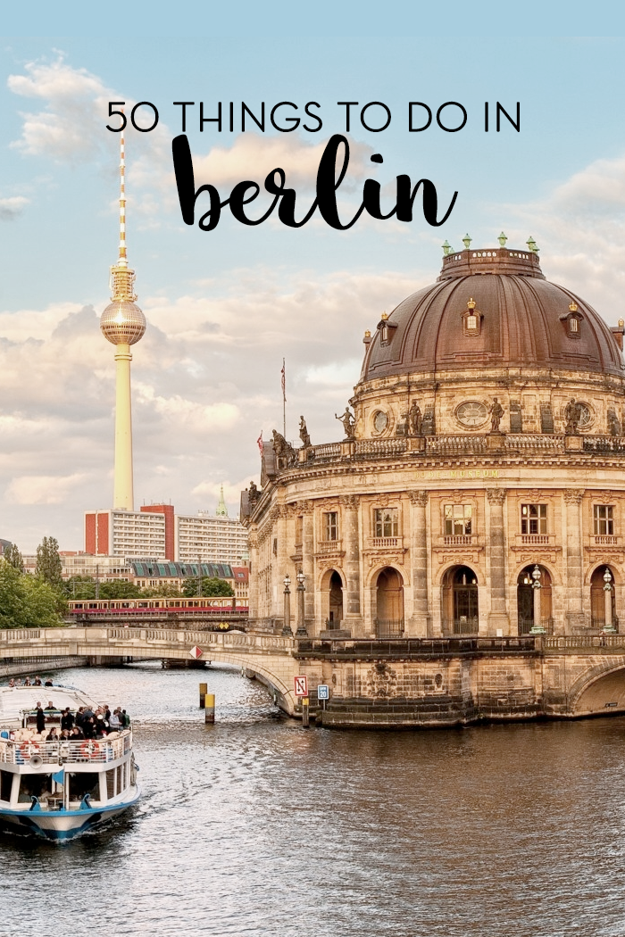 50 things you must do when visiting berlin travels pinterest reisen berlin reise und. Black Bedroom Furniture Sets. Home Design Ideas