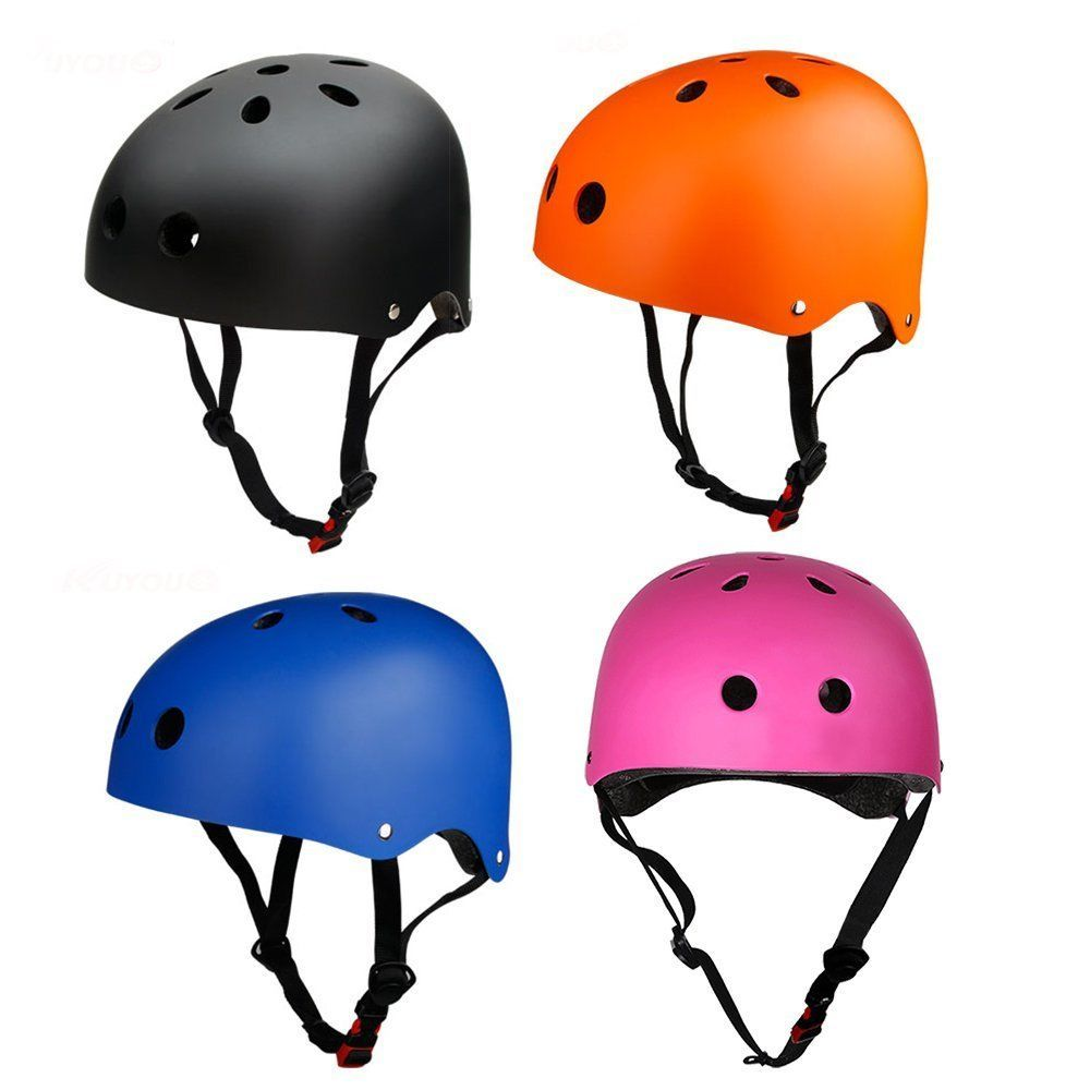 Muti Color Extreme Sports Protective Helmet Scooter Bicycle Skating Protective
