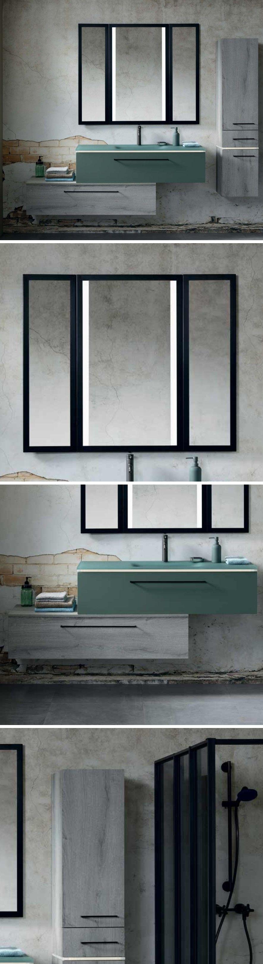 Salle De Bain Halo cette salle de bain originale de la gamme halo est composée