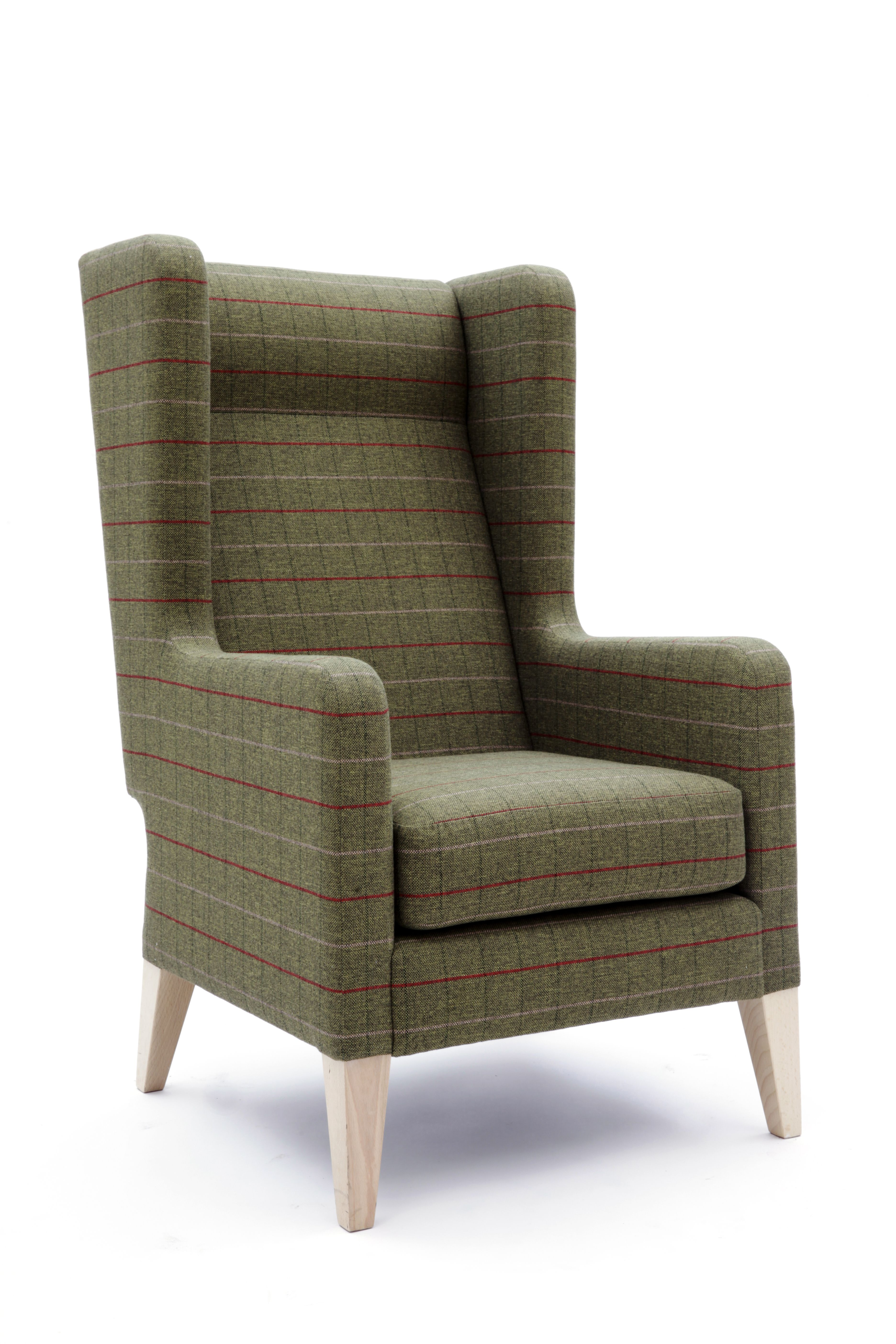 Jilly High Back Armchair From Knightsbridge Furniture