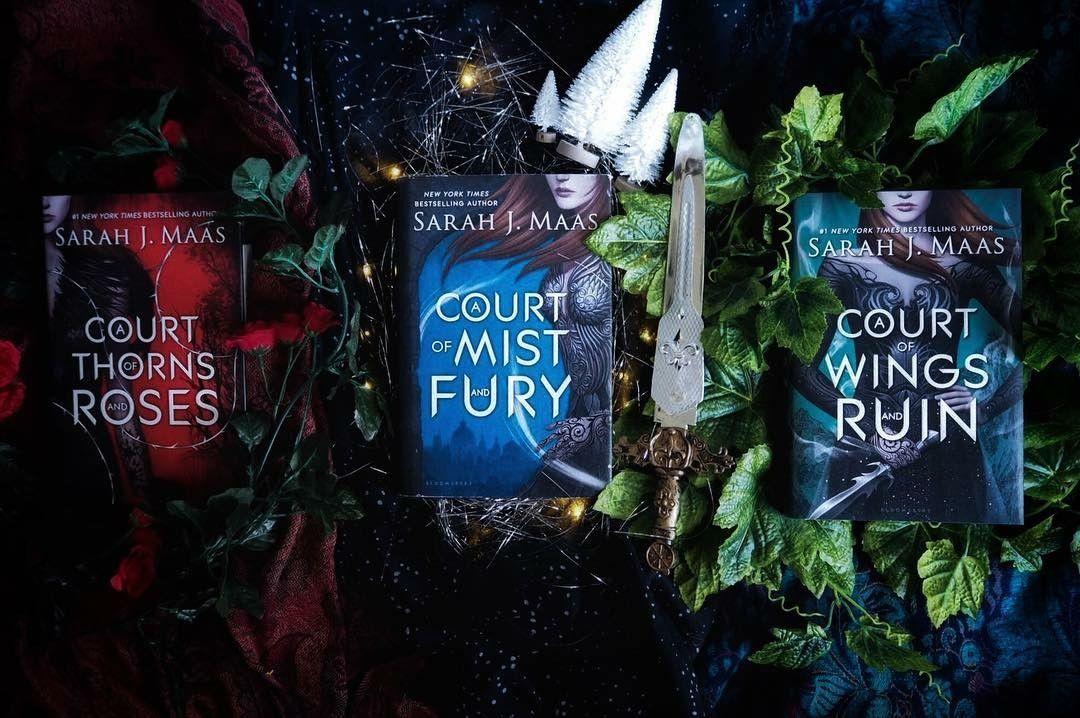 A Court Of Thorns And Roses Series By Sarah J Maas Sarah J Maas