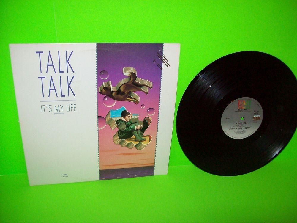 Talk Talk – It s My Life (Extended) 12