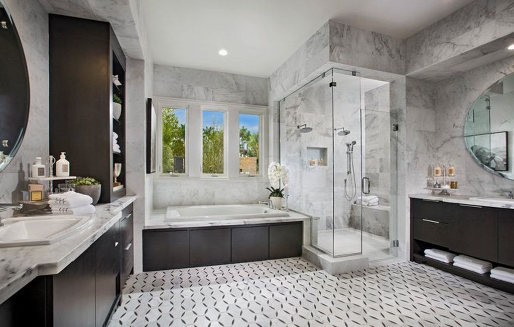 Residence 2xa Plan Del Sur Artesian Estates San Diego Ca 92127 Zillow White Master Bathroom Luxury Bathroom Dream Bathrooms