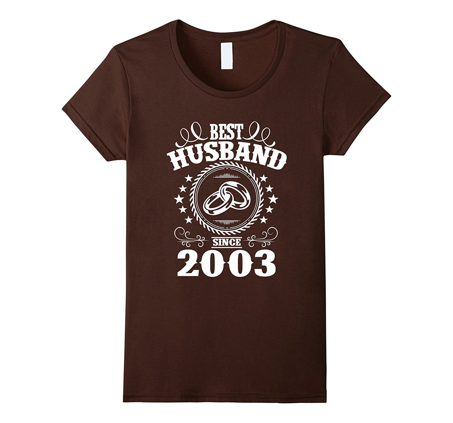 14th Wedding Anniversary TShirts For Husband From Wife