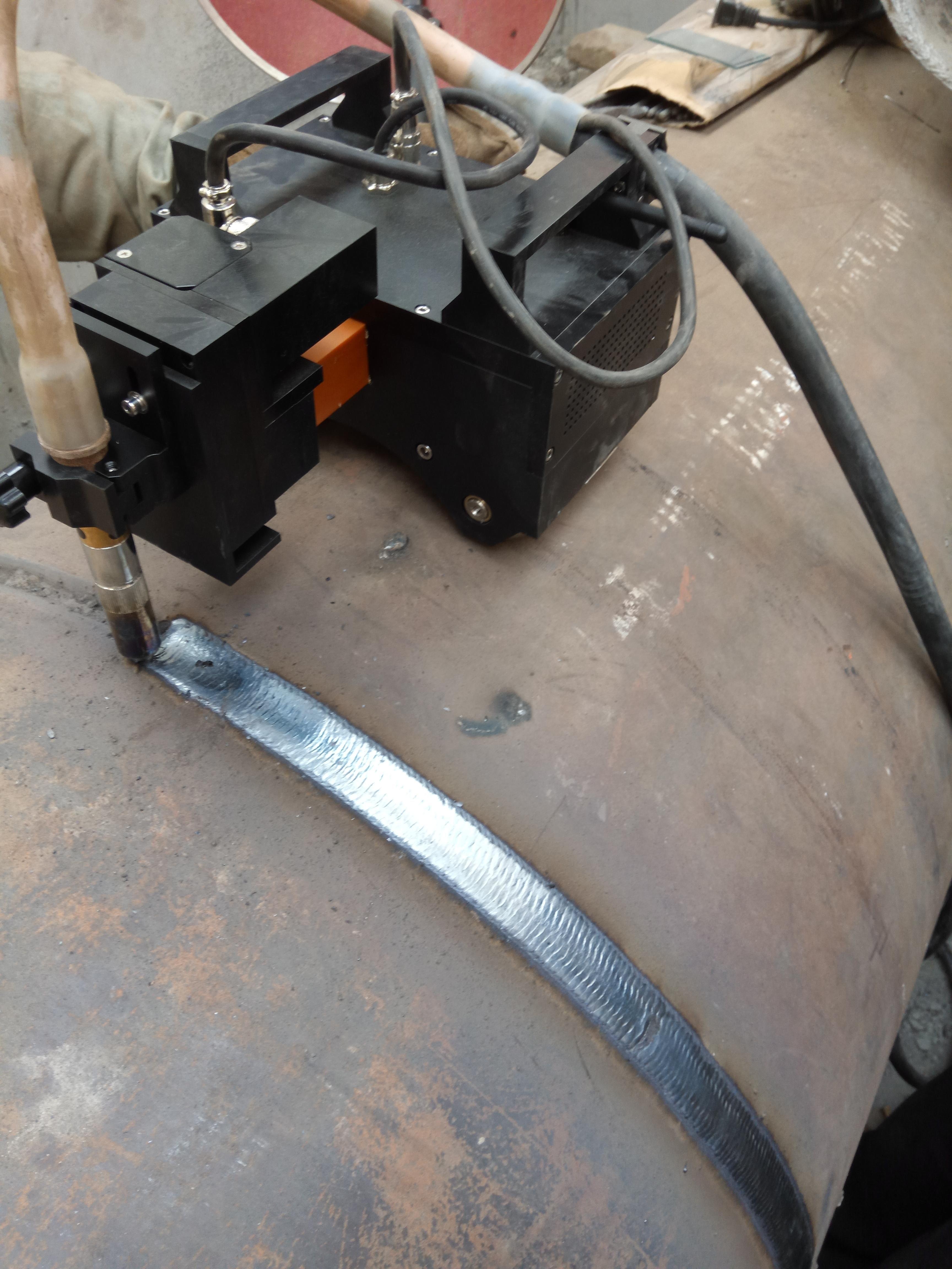 Pin On Pipeline Welding