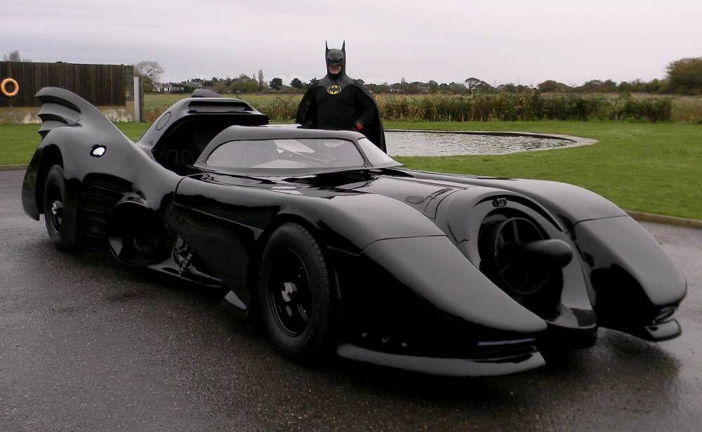 4.2 Million for Batman Car | Batman, Batman car and Cars