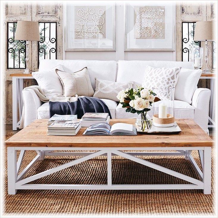 Relaxed Hamptons Style Coffee Tables Hamptons Coastal