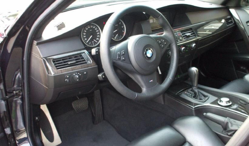 2005 Bmw Sedan 525i M Sport Ne25 E60 2500cc Lhd With Images