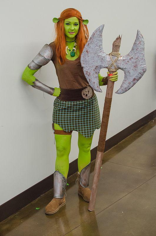 Fiona from Shrek | Dallas Comic-Con 2013