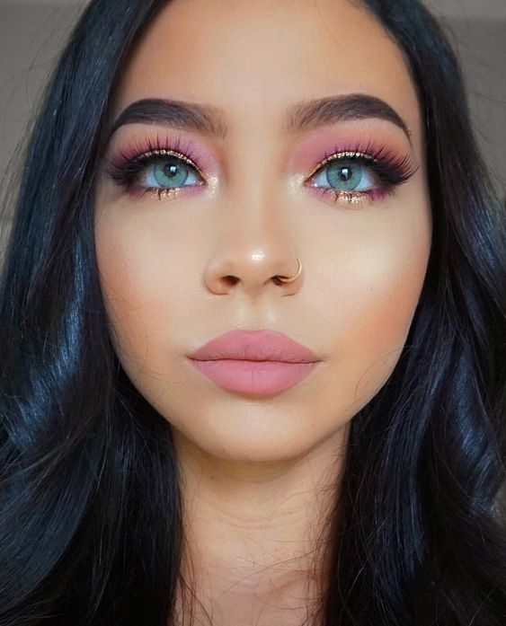 40 Spring Makeup Looks You Need To Try In 2019 Page 22 Of 40