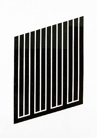 untitled by Donald Judd (1979). Some of the works from our studio in NYC |Pinned from PinTo for iPad|