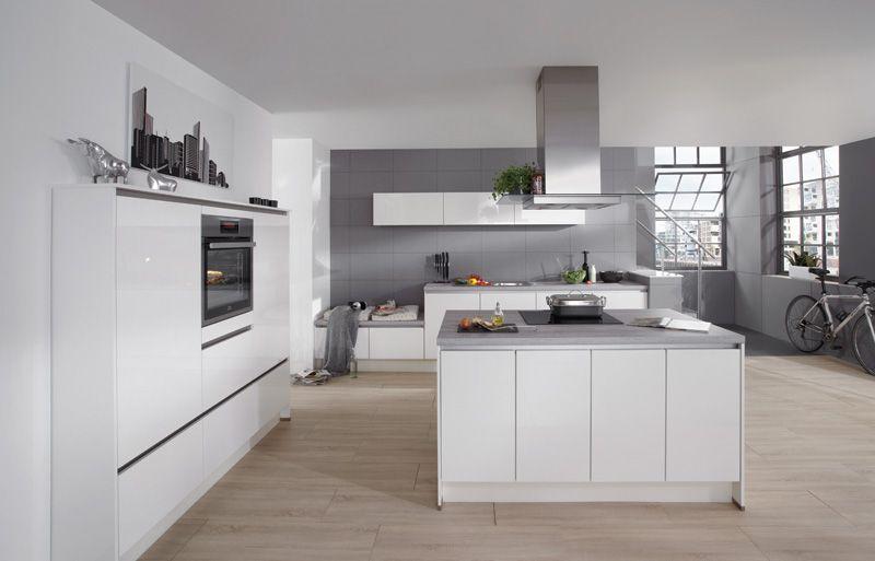 Kuhinje Nobilia Vivari Focus Kitchen Solutions Living Room Kitchen White Modern Kitchen