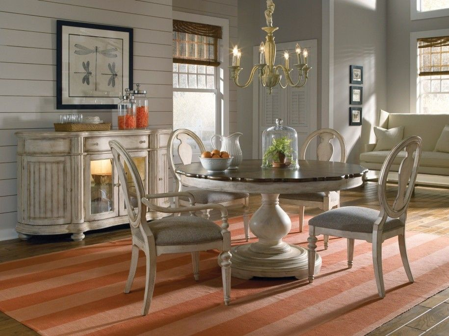 Casual Round Dining Room Tables For Great Space Old Style Cream Dining Set Round Dining Room Round Dining Room Sets Round Dining Room Round Dining Room Table