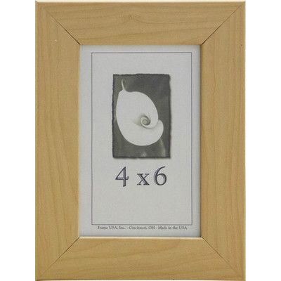 Frame USA Corporate Picture Frame Color: Canadian Wanut, Size: 9\