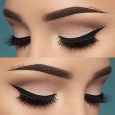 Soft Pink Eye Look With A Perfect Wing This Would Look Great On
