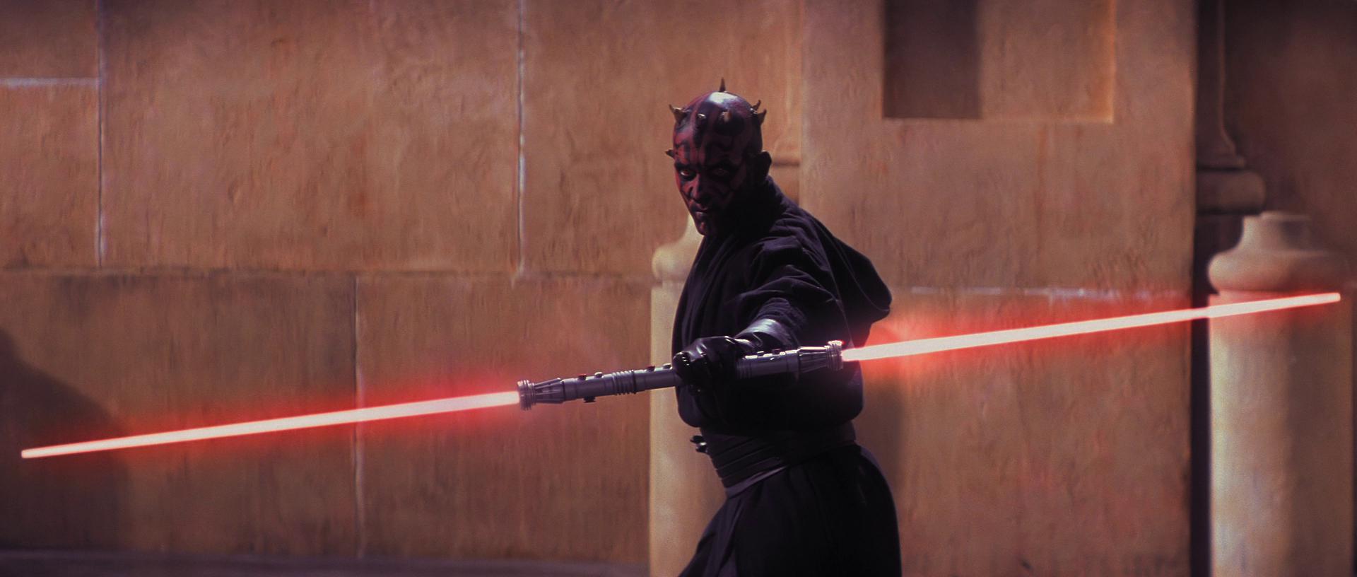Darth Maul Lightsaber Reveal Png 1920 816 Darth Maul Star Wars Film Star Wars Light Saber