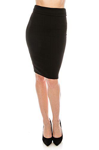 aa20e26f6 MissyMissy Womens Stretch Pencil Skirts Casual High Waist Solid Shorts Q1021
