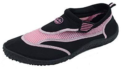 7d7409fd43bc Starbay New Women s Slip-On Water Shoes With Velcro Strap Available In 4  Colors Review