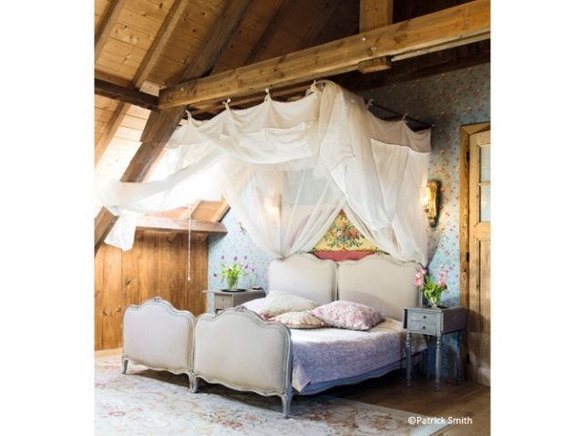 Chambre romantique chalet | Chambre chalet | Pinterest | Chambre ...