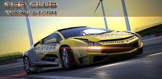 Car Club Tuning Storm Mod Unlimited Money Apk Data Obb Files Car