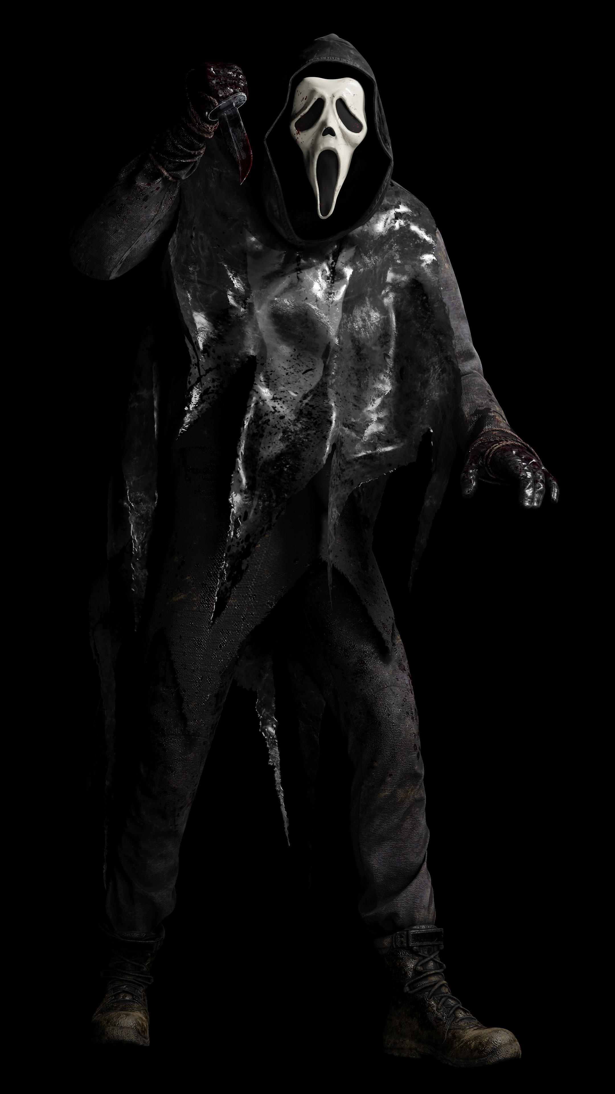 Ghostface By Skemoooo Horror Villains Ghostface Horror Fans