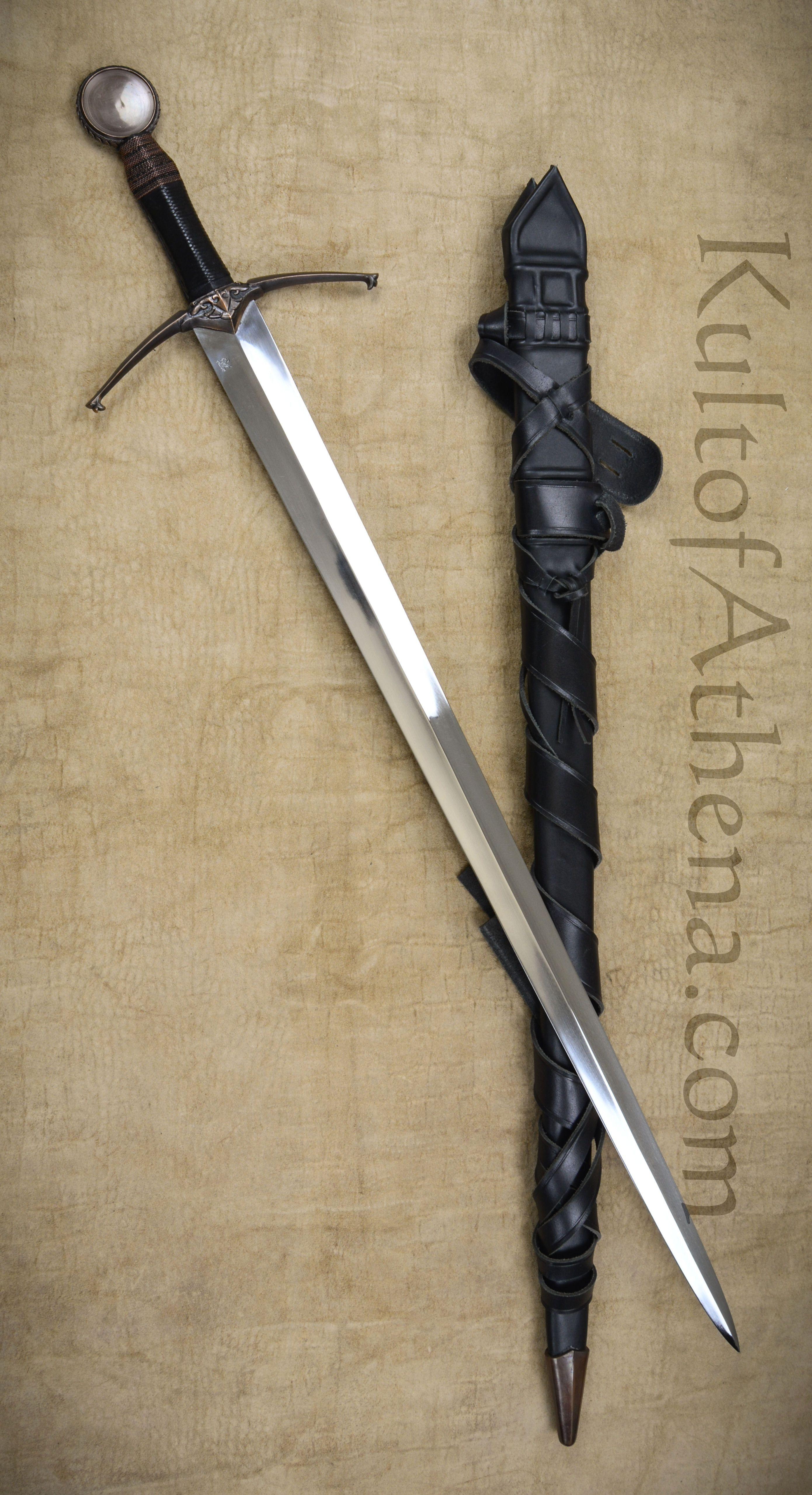 The Monarch Sword Ca 15th 16th Century France Swords Medieval