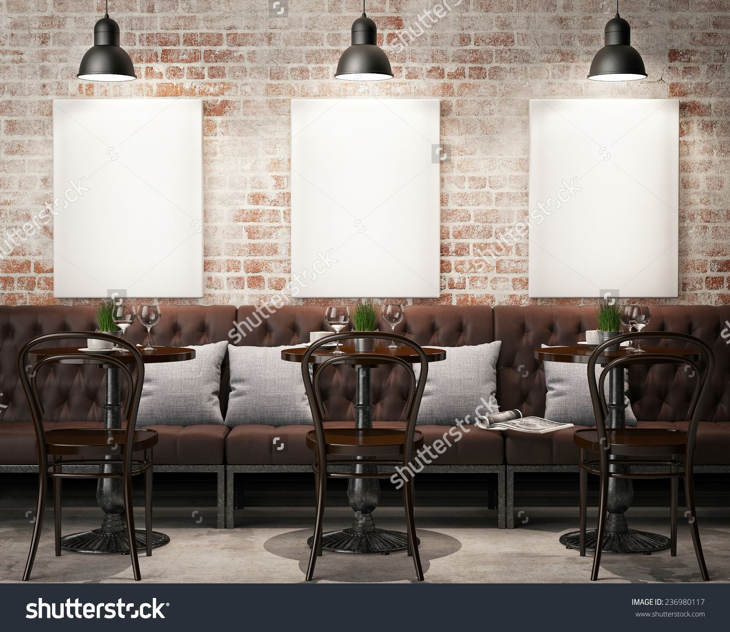 Image Result For Background For Interior Renderings With Images Restaurant Interior Hipster Interior Cafe Interior