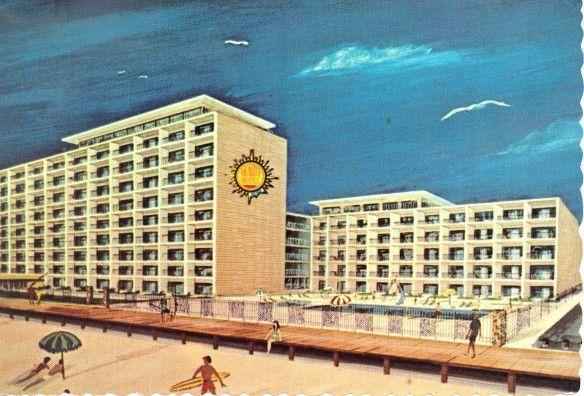Quality Inn Boardwalk At 17th Street Ocean City Maryland Boardwalk Hotel Ocean City Md