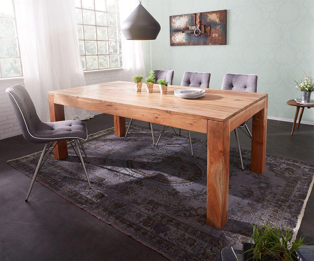 Esstisch Altholz esstisch amadora 200x100 altholz natur massiv upcycling möbel tische
