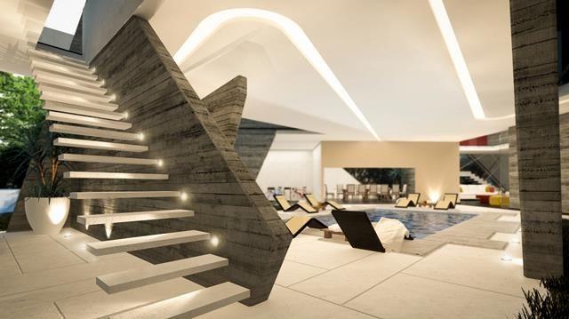Architectural Design. Interior Design and Furniture. Project by Caeli Arquitectos in México. DF   Arquitectos. Jardines. Caeli