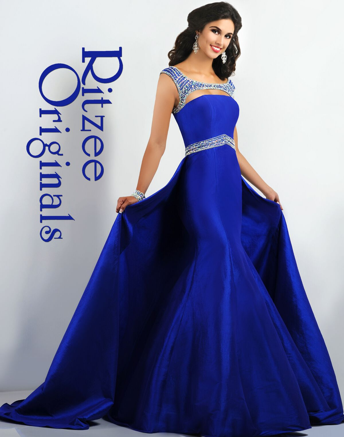 Ritzee Originals   Prom Bling   Pinterest   Pageants, Prom and Gowns