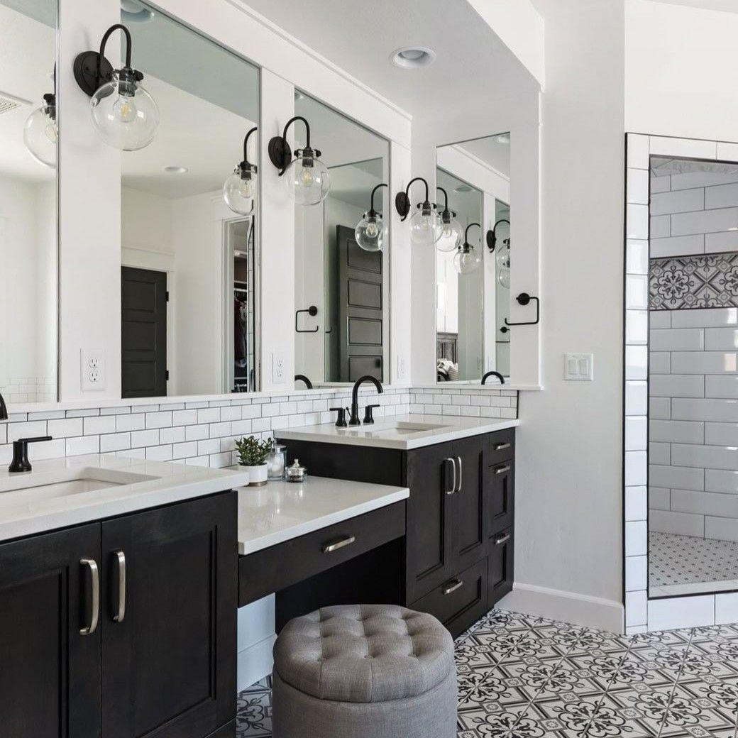 41++ Bathroom vanity mirror ideas pinterest custom
