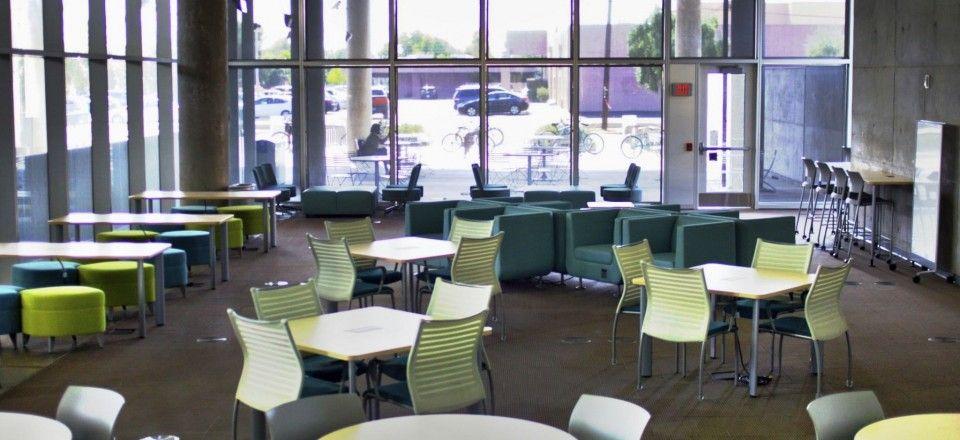 Atrium Lounge University