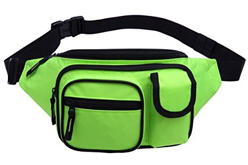 Waist Purse Artistic Owl Artwork Unisex Outdoor Sports Pouch Fitness Runners Waist Bags