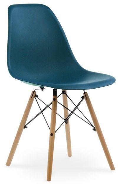 Eames DSW Chair Black | Replica | Pash Classics