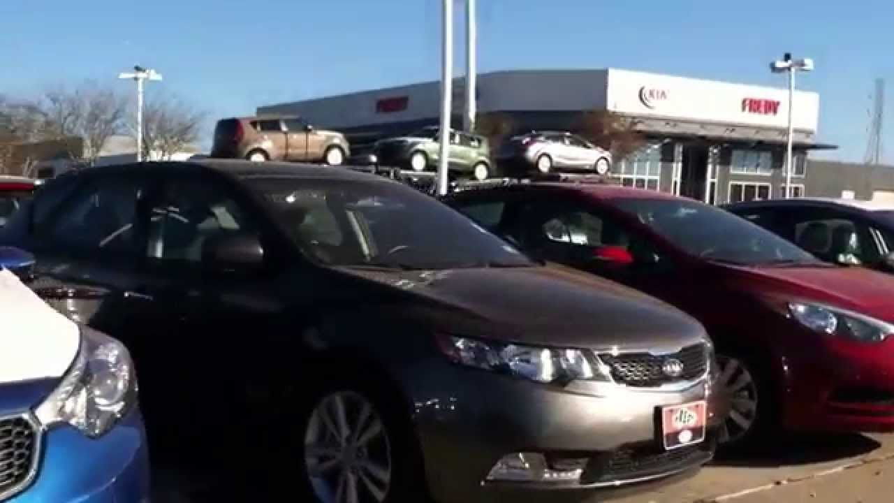 Cars, New Cars, Come in Today and Drive out Today! Fredy