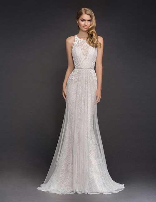 Islemeli Sik Nikah Elbisesi The Dress Gelinlik Gelinler