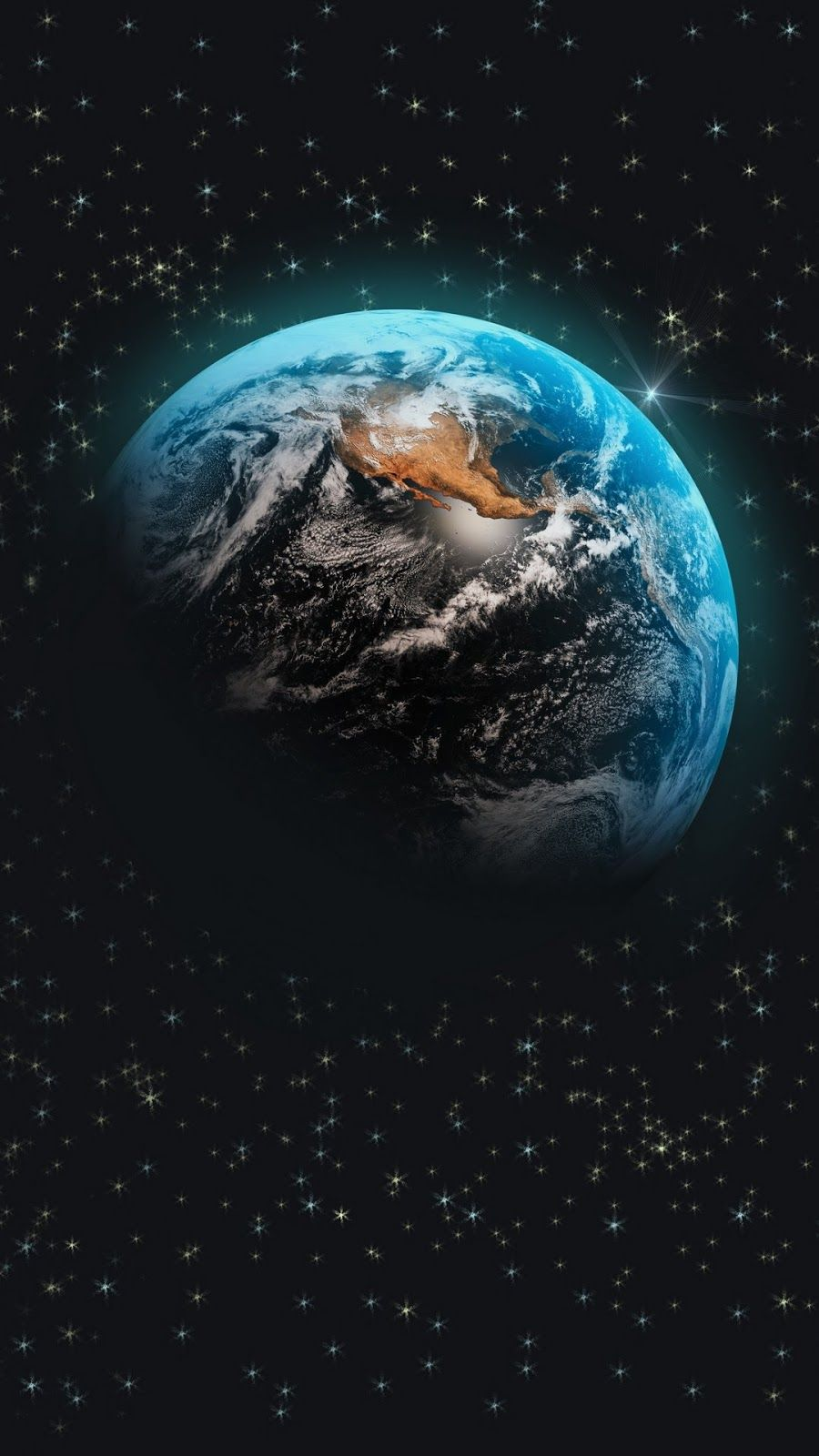 Earth  Stuff to buy  Wallpaper space, Planets wallpaper, Galaxy