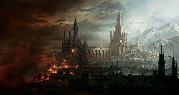 Destruccion de un reino