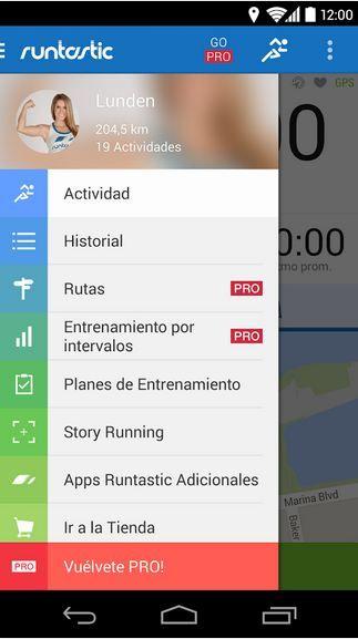 #Android Runtastic la aplicación que te ayuda a mantenerte en forma actualización a la versión 5.0 - http://droidnews.org/?p=4424