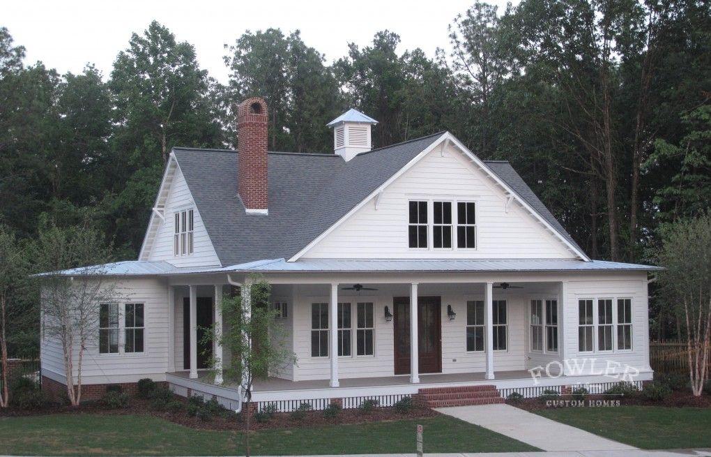 Tucker bayou different builder exteriors pinterest for Bayou cottage house plan