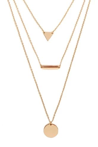 aaafc37266c Charm Layered Necklace