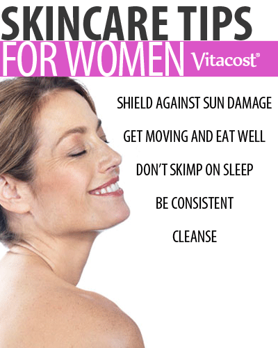 beauty tips for ladies - 5 Skincare Tips for Women Over 40 | Cruelty Free Beauty | Skin Care ...