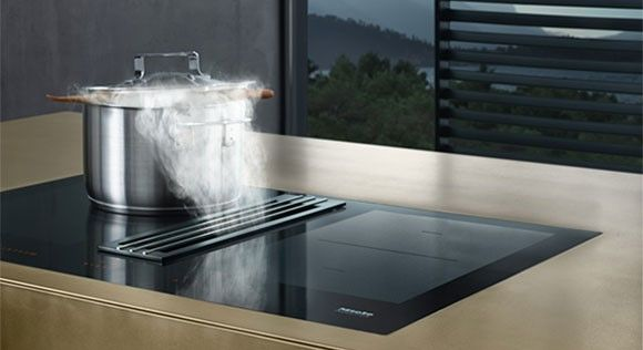 Our BORA Classic Systems - Modular with eight different cooktop - versenkbare steckdosen küche